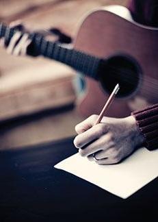 writing songs